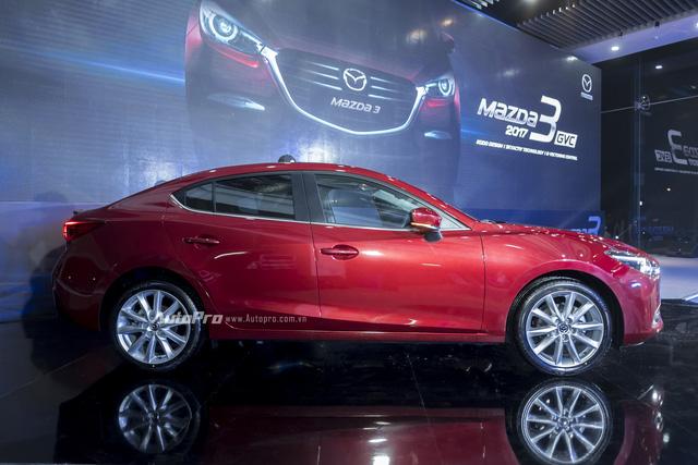 Cận cảnh Mazda3 2017 cao cấp nhất, giá hơn 800 triệu Đồng - Ảnh 4.