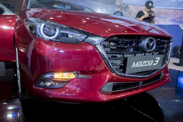 Cận cảnh Mazda3 2017 cao cấp nhất, giá hơn 800 triệu Đồng - Ảnh 5.