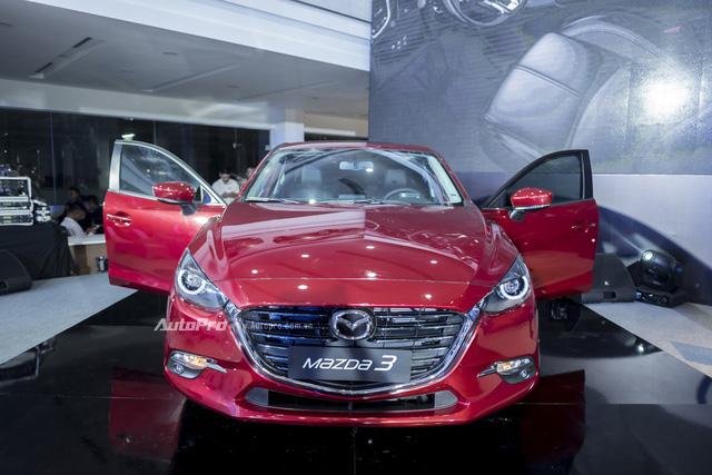 Cận cảnh Mazda3 2017 cao cấp nhất, giá hơn 800 triệu Đồng - Ảnh 6.