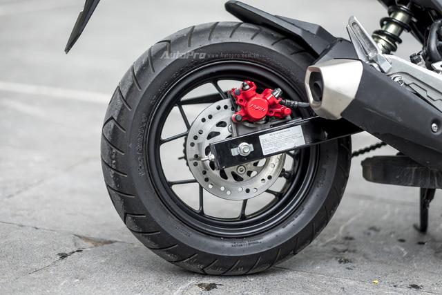Honda MSX 125 2017 - Xe côn tay vừa miếng cho đô thị - Ảnh 6.