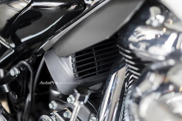 Harley-Davidson Police Electra Glide 2017 đầu tiên về Việt Nam với giá hơn 1 tỉ Đồng - Ảnh 15.