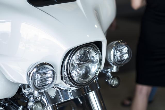 Harley-Davidson Police Electra Glide 2017 đầu tiên về Việt Nam với giá hơn 1 tỉ Đồng - Ảnh 4.