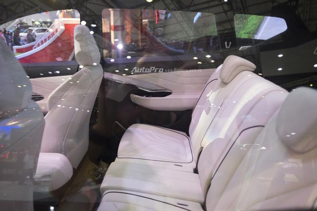 Mitsubishi XM Concept - Mẫu xe ý tưởng độc nhất VMS 2017 - Ảnh 13.