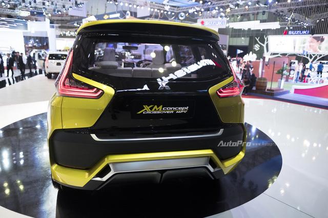 Mitsubishi XM Concept - Mẫu xe ý tưởng độc nhất VMS 2017 - Ảnh 7.