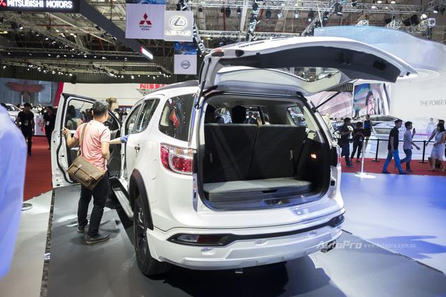 Chevrolet Trailblazer - đối thủ của Toyota Fortuner - có gì hấp dẫn? - Ảnh 5.