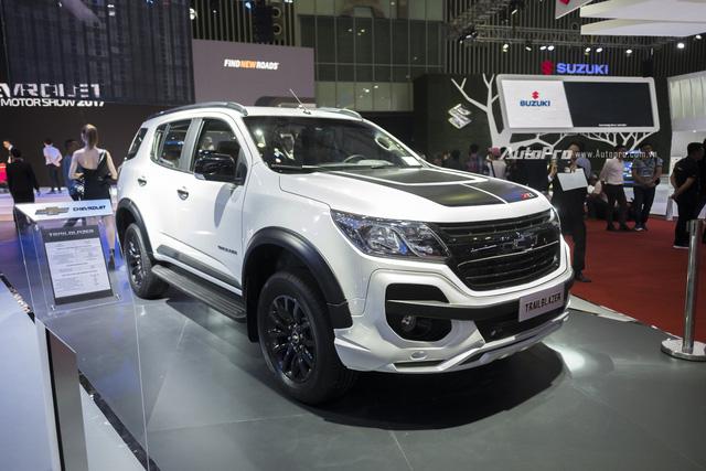 Chevrolet Trailblazer - đối thủ của Toyota Fortuner - có gì hấp dẫn? - Ảnh 3.