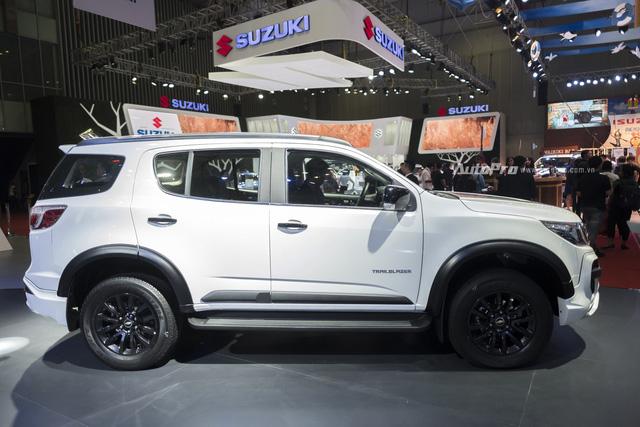 Chevrolet Trailblazer - đối thủ của Toyota Fortuner - có gì hấp dẫn? - Ảnh 2.