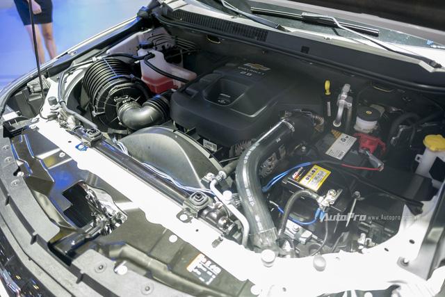 Chevrolet Trailblazer - đối thủ của Toyota Fortuner - có gì hấp dẫn? - Ảnh 6.
