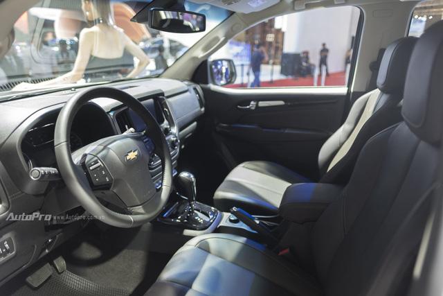 Chevrolet Trailblazer - đối thủ của Toyota Fortuner - có gì hấp dẫn? - Ảnh 7.