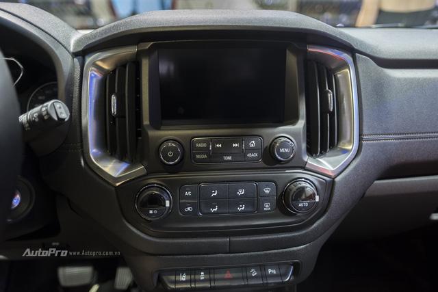 Chevrolet Trailblazer - đối thủ của Toyota Fortuner - có gì hấp dẫn? - Ảnh 10.