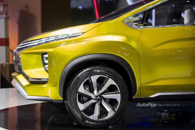 Mitsubishi XM Concept - Mẫu xe ý tưởng độc nhất VMS 2017 - Ảnh 4.