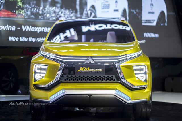 Mitsubishi XM Concept - Mẫu xe ý tưởng độc nhất VMS 2017 - Ảnh 3.