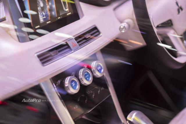 Mitsubishi XM Concept - Mẫu xe ý tưởng độc nhất VMS 2017 - Ảnh 12.