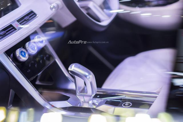 Mitsubishi XM Concept - Mẫu xe ý tưởng độc nhất VMS 2017 - Ảnh 11.