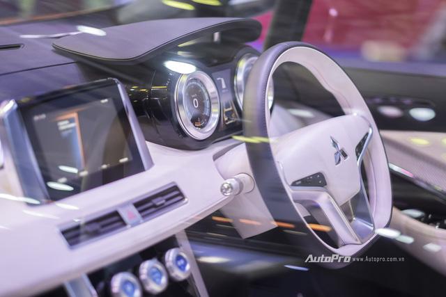 Mitsubishi XM Concept - Mẫu xe ý tưởng độc nhất VMS 2017 - Ảnh 10.
