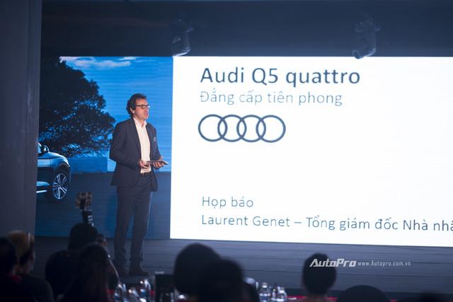 Chi tiết Audi Q5 mới ra mắt, giá từ 2 tỷ Đồng tại Việt Nam - Ảnh 1.