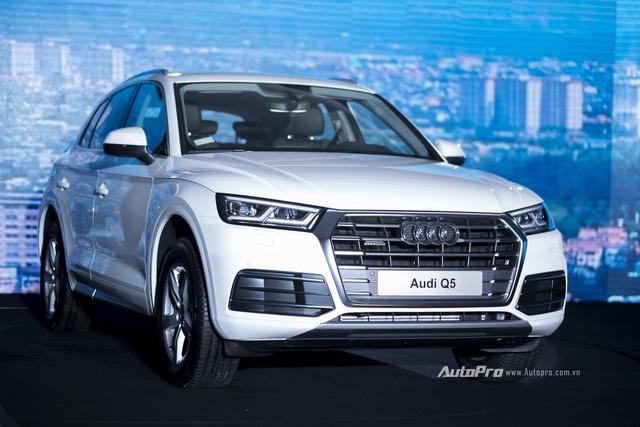 Chi tiết Audi Q5 mới ra mắt, giá từ 2 tỷ Đồng tại Việt Nam - Ảnh 4.