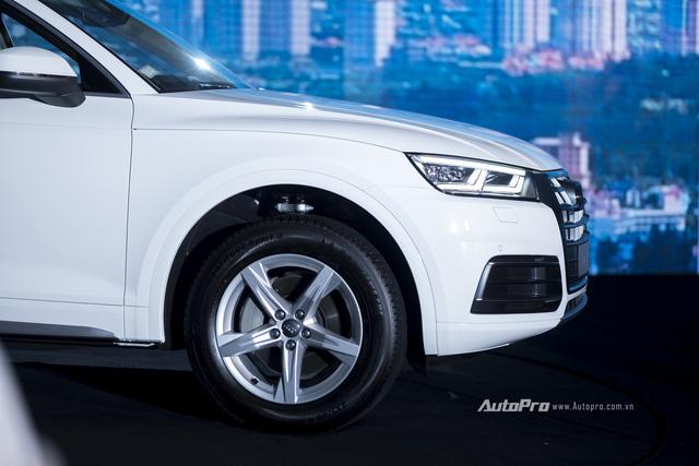 Chi tiết Audi Q5 mới ra mắt, giá từ 2 tỷ Đồng tại Việt Nam - Ảnh 7.