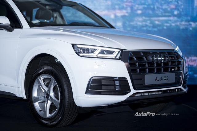 Chi tiết Audi Q5 mới ra mắt, giá từ 2 tỷ Đồng tại Việt Nam - Ảnh 5.