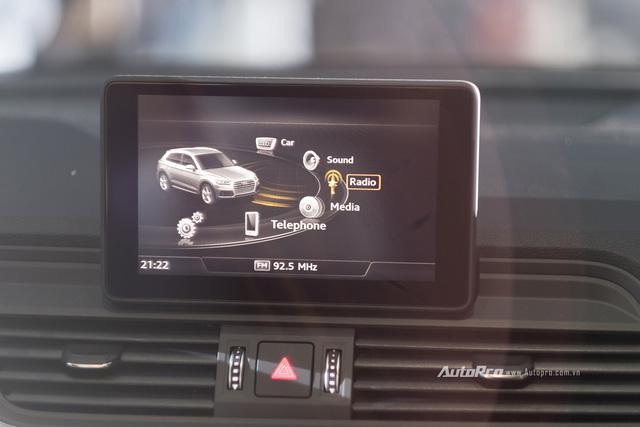 Chi tiết Audi Q5 mới ra mắt, giá từ 2 tỷ Đồng tại Việt Nam - Ảnh 11.