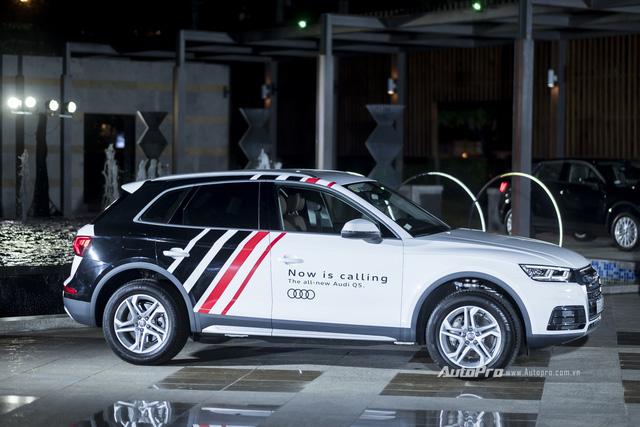 Chi tiết Audi Q5 mới ra mắt, giá từ 2 tỷ Đồng tại Việt Nam - Ảnh 3.