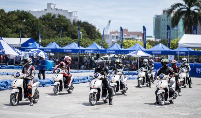 Yamaha mang giải đua Yamaha GP 2017 tới Đà Nẵng - Ảnh 5.