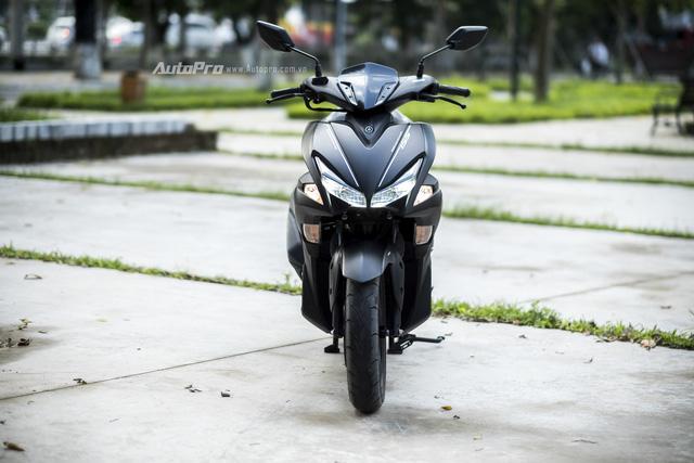 Yamaha NVX 155cc 2017 - Kẻ độc hành trong phân khúc xe tay ga thể thao phổ thông - Ảnh 2.
