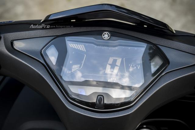 Yamaha NVX 155cc 2017 - Kẻ độc hành trong phân khúc xe tay ga thể thao phổ thông - Ảnh 3.