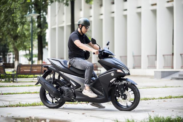 Yamaha NVX 155cc 2017 - Kẻ độc hành trong phân khúc xe tay ga thể thao phổ thông - Ảnh 7.