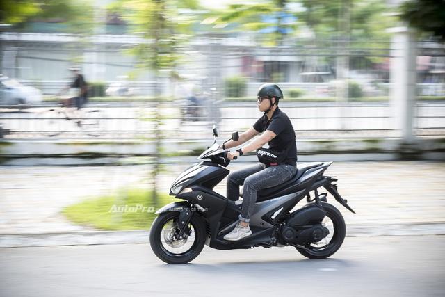 Yamaha NVX 155cc 2017 - Kẻ độc hành trong phân khúc xe tay ga thể thao phổ thông - Ảnh 6.