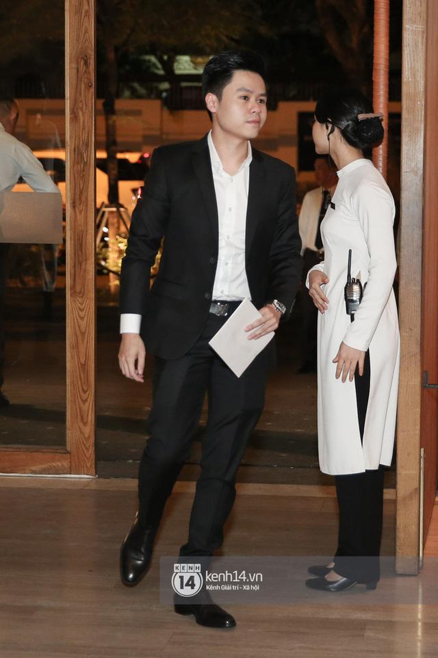 Phan Thành đến dự đám cưới Hoa hậu Thu Thảo trên BMW 740Li 2016 - Ảnh 2.