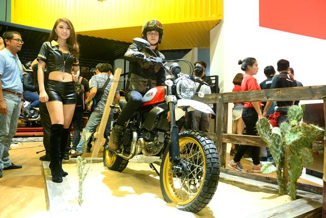 Chi tiết Ducati Scrambler Desert Sled 2017 giá 429 triệu Đồng tại Việt Nam - Ảnh 12.