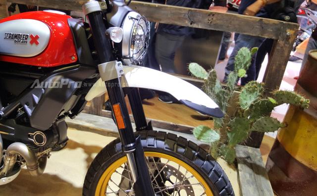 Chi tiết Ducati Scrambler Desert Sled 2017 giá 429 triệu Đồng tại Việt Nam - Ảnh 7.