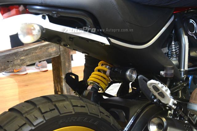 Chi tiết Ducati Scrambler Desert Sled 2017 giá 429 triệu Đồng tại Việt Nam - Ảnh 13.