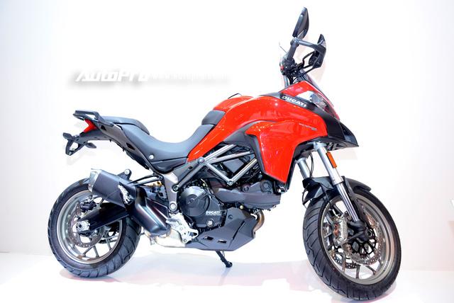 Ducati Multistrada 950 ra mắt, giá từ 550 triệu Đồng - Ảnh 3.