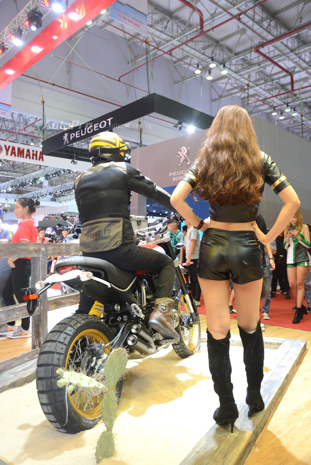 Chi tiết Ducati Scrambler Desert Sled 2017 giá 429 triệu Đồng tại Việt Nam - Ảnh 5.