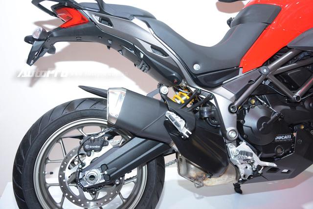 Ducati Multistrada 950 ra mắt, giá từ 550 triệu Đồng - Ảnh 10.