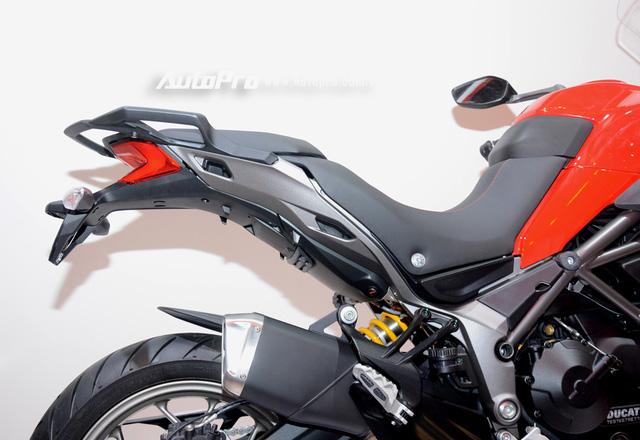 Ducati Multistrada 950 ra mắt, giá từ 550 triệu Đồng - Ảnh 7.