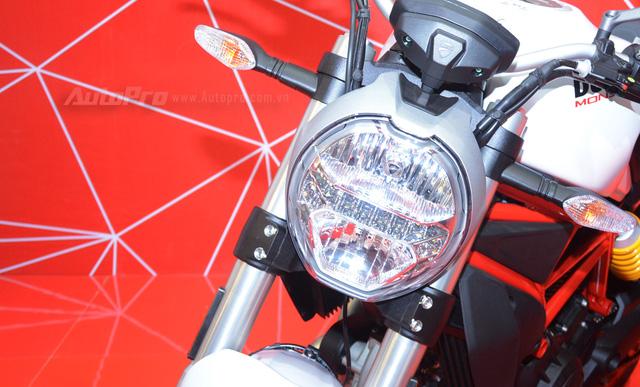 Chi tiết Ducati Monster 797 2017 tại thị trường Việt Nam, giá từ 388 triệu Đồng  - Ảnh 5.