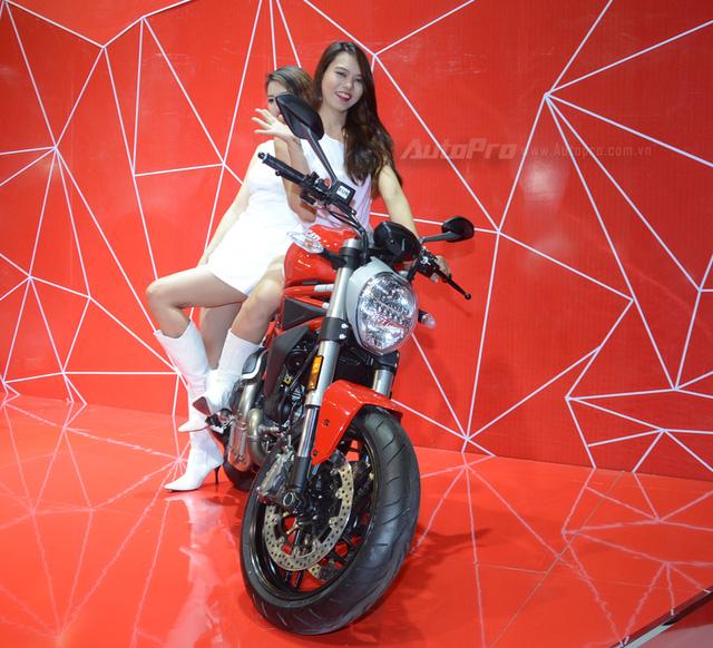 Chi tiết Ducati Monster 797 2017 tại thị trường Việt Nam, giá từ 388 triệu Đồng  - Ảnh 3.