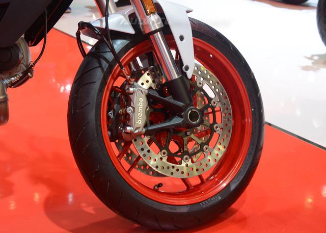 Chi tiết Ducati Monster 797 2017 tại thị trường Việt Nam, giá từ 388 triệu Đồng  - Ảnh 10.