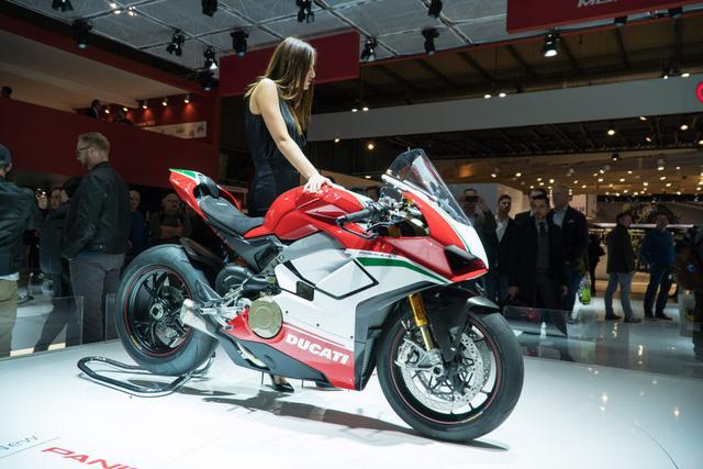 Mô tô đẹp nhất thế giới Ducati Panigale V4 sắp về Việt Nam - Ảnh 1.