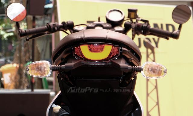 Cận cảnh Ducati Scrambler phiên bản Café Racer tại Việt Nam - Ảnh 3.