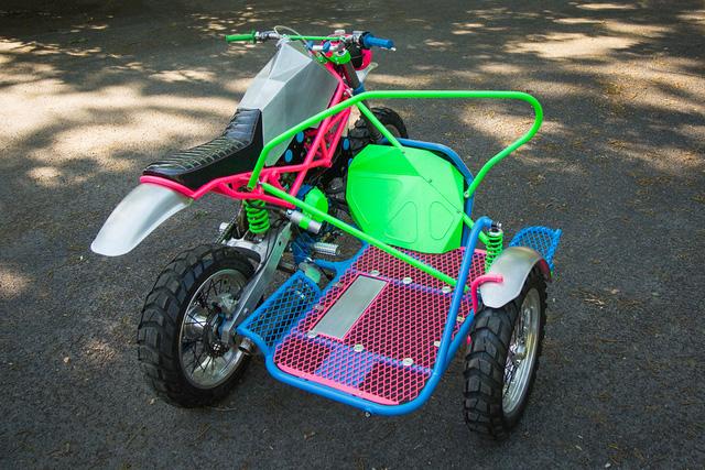 """Đây là chiếc Ducati độ """"dị"""" nhất mà bạn từng thấy - Ảnh 8."""