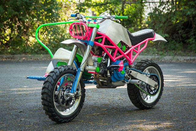 """Đây là chiếc Ducati độ """"dị"""" nhất mà bạn từng thấy - Ảnh 7."""
