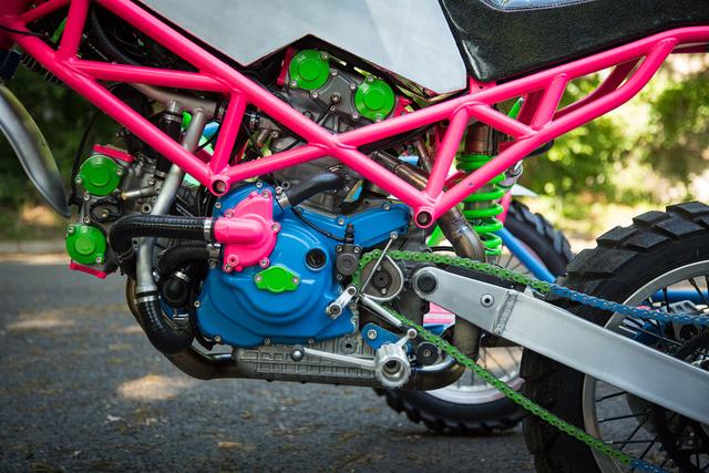 """Đây là chiếc Ducati độ """"dị"""" nhất mà bạn từng thấy - Ảnh 11."""