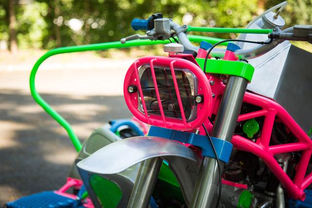 """Đây là chiếc Ducati độ """"dị"""" nhất mà bạn từng thấy - Ảnh 9."""