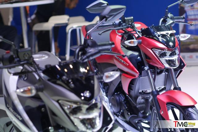 Xe côn tay Yamaha V-Ixion 2017 chính thức được vén màn, giá từ 44,3 triệu Đồng - Ảnh 14.