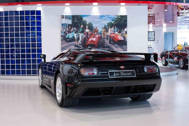 Bugatti EB110 SS - Siêu xe thập niên 90 có giá rao bán 26,5 tỷ Đồng - Ảnh 14.