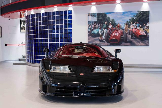 Bugatti EB110 SS - Siêu xe thập niên 90 có giá rao bán 26,5 tỷ Đồng - Ảnh 1.
